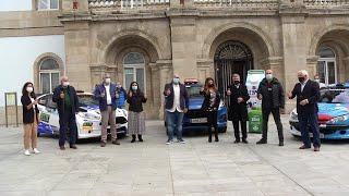 Noticia de Lugo:  Presentación do Rally San Froilán 2020