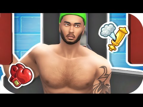 THE SIMS 4 // CITY LIVING | PART 20 — Our NEW Personal Trainer!