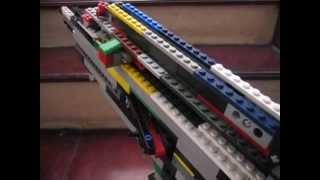 lego pdw 57 black ops 2 working brickshooting