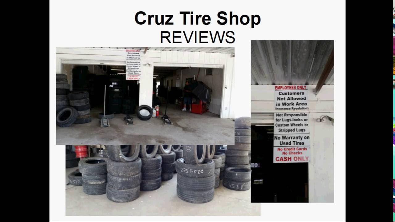 Cruz Tire Shop Little Elm Tx Reviews Used Tires In Little Elm