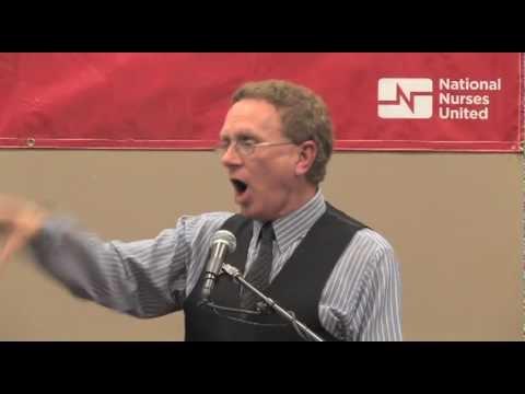 Author John Nichols Praises NNU Role in Wisconsin Uprising