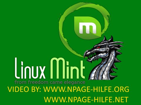 Linux Mint Festplatte Formatieren