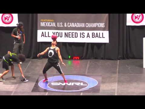 Gio vs Magnet Semifinal North American Freestyle Soccer Championship