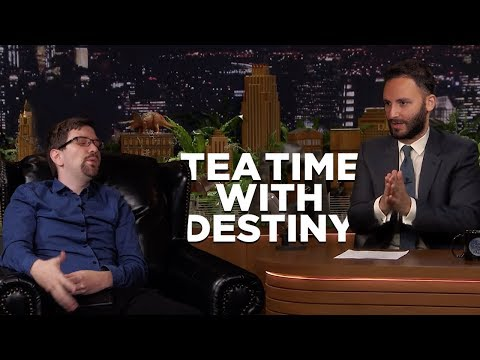 Tea Time with Byron - guest Destiny - Reckful Podcast #2