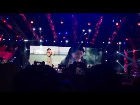 Konsert Malaysiaku Ara Johari-Bunga