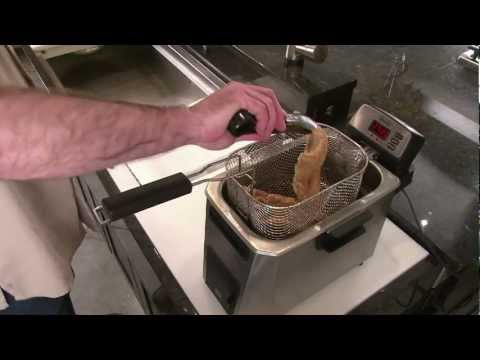 Packard Cabinetry's Galley Sink Catfish Fry