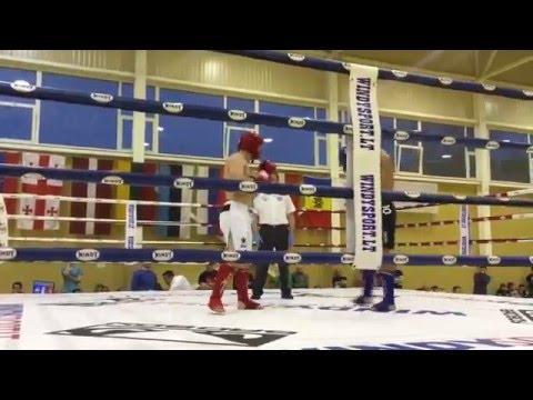 Mantas Rimdeika (Otso Gym) vs. Ion Stratulat (Moldova)