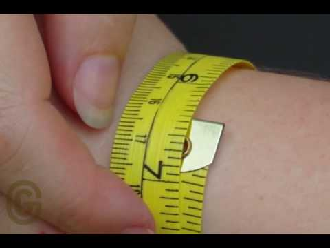 How To Measure The Length For A Pandora Bracelet