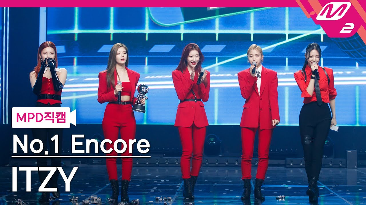 [MPD직캠] 있지 1위 앵콜 직캠 4K '마.피.아. In the morning' (ITZY FanCam No.1 Encore) | @MCOUNTDOWN_2021.5.13