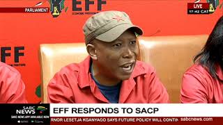 EFF responds to SACP and Kathrada Foundation