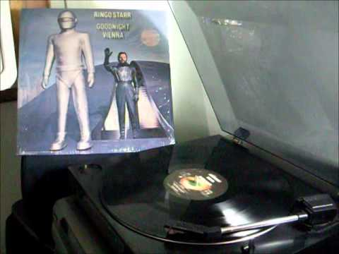 Ringo Starr - Goodnight Vienna from the Goodnight Vienna Vinyl SW-3417