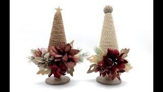 Albero Natale Handmade creazioni natalizie - I Nastri di Mirta Bottega di Elisa Merceria Creativa