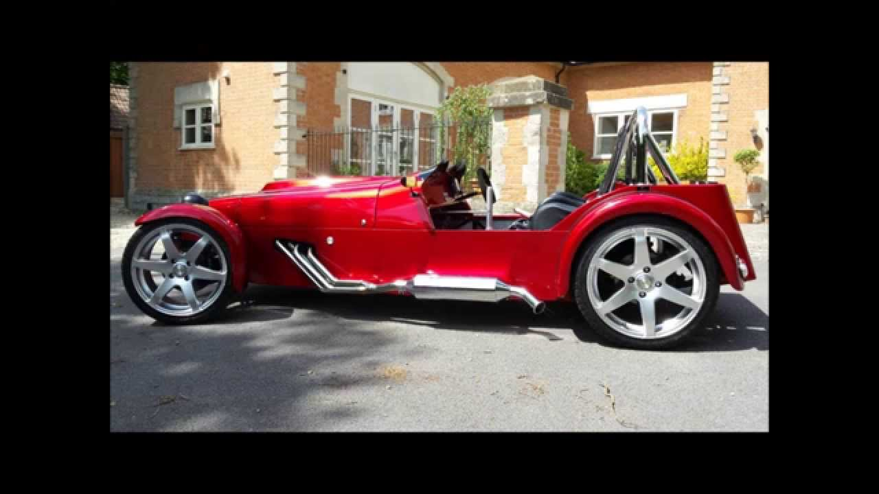 Lotus 7 kit car usa - Replica Lotus 7 Cbr900 Fireblade Kit Car For Sale 8600