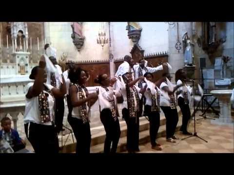 Asem papa Oyé - Chorale Voix d'afrique de Bordeaux