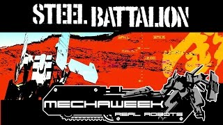 Mechaweek Final Mission: Steel Battalion