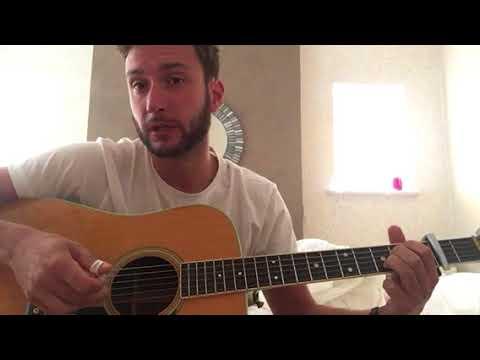 """How to cover Ryan Adams version of """"Wonderwall"""" by Oasis"""