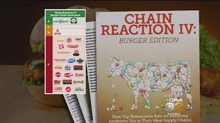 Top Burger Chains Fail On Annual Antibiotics Report Card