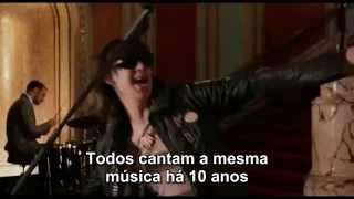 The Strokes - Under Cover Of Darkness (Legendado)