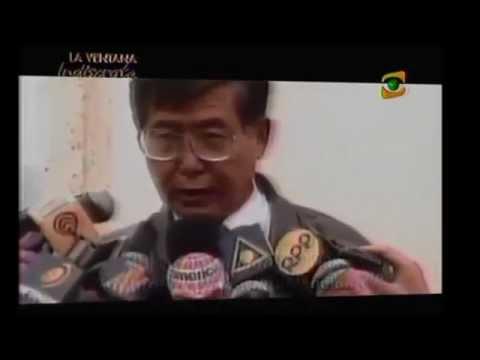 Fujimori El Grupo Colina y La guerra Clandestina