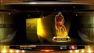 NBA2k13 | MyTeam Gameplay | I Got Michael Jordan!