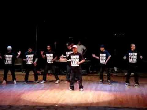 All The Way Live 2008 (Supreme Soul - Americas Best Dance Crew Season 2)