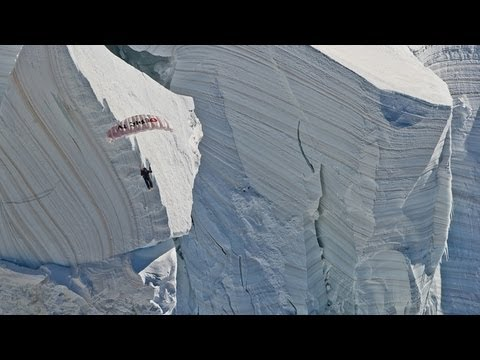 New Speed World Record on Mont Blanc - Summit to Chamonix Centre in 15 Minutes! | EpicTV