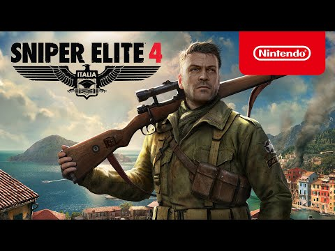 Sniper Elite 4 – Coming this winter! (Nintendo Switch)