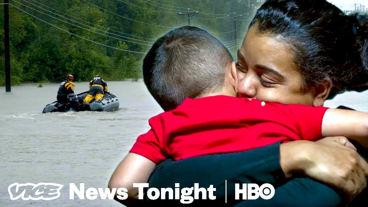 Child Separation in Guatemala & Hurricane Flooding: VICE News Tonight Full Episode (HBO)