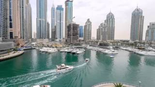 Furnished 1 BR Apartment in Iris Blue, Dubai Marina