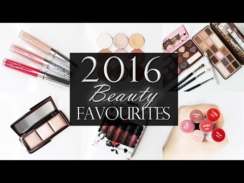 BEST Beauty Products of 2016 | Anna L