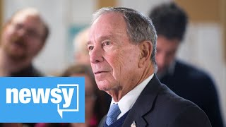 Bloomberg files in Alabama presidential primary