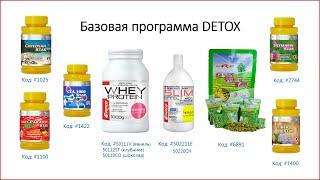 STARLIFE DETOX1 Мощная программа для очистки организма и снижения веса
