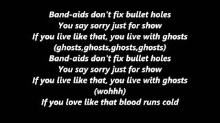 Bad Blood-A Cappella Cover - Sam Tsui***lyrics
