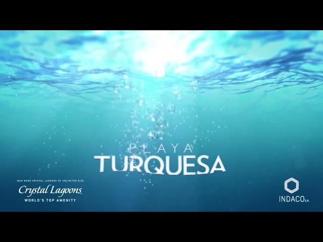 Avances de Obras Septiembre 2017 - Playa Turquesa
