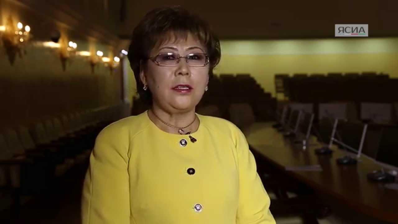 Министр образования Якутии присоединилась к акции
