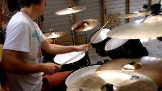 Tool - Pushit | Drum Cover | By Rodney Cruden-Powell