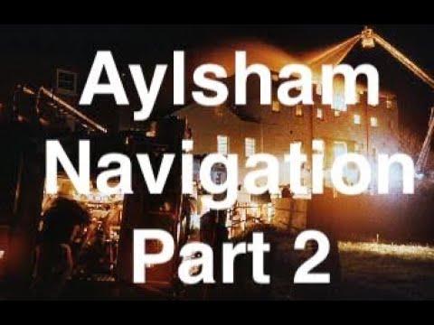 Alysham Navigation Canoe Trail Part Two. Burgh Mill To Buxton Mill