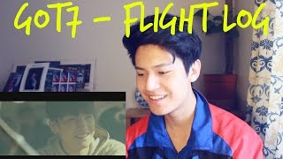 GOT7 - FLIGHT LOG DEPARTURE REACTION!