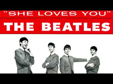 The Beatles - She Loves You (Isolated Vocals)