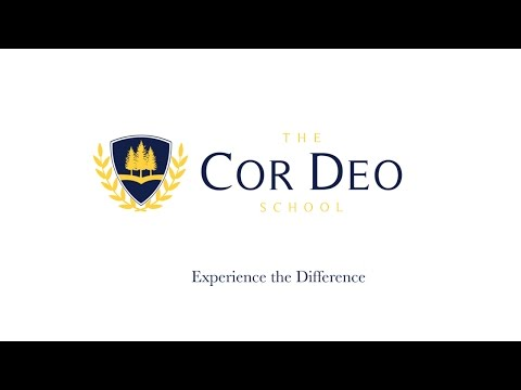 The Cor Deo School   Experience the Difference REV