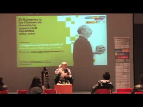 El flamenco y los flamencos durante la guerra civil española- ¿Llegaremos pronto a Sevilla?