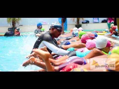Children Swimming batch - Ad film 3 | Golden fins Sports Club  | pk talkies