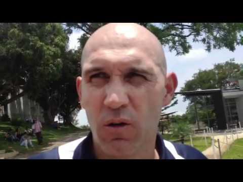 Radio Monumental: Luis Marin habla de Guyana