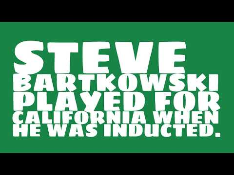 Who did Steve Bartkowski play for?
