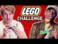 LEGO BUILD CHALLENGE (Squad Vlogs)