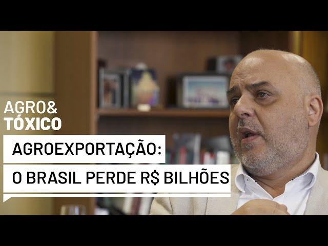 Brasil abriu mão de sua soberania e de bilhões para incentivar o modelo agroexportador