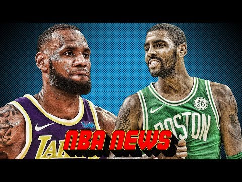 KYRIE APOLOGIZES TO LEBRON! LEBRON JAMES INJURY UPDATE! | NBA News