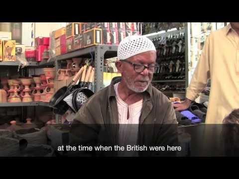 Merchants at Souk Al Ghuwair