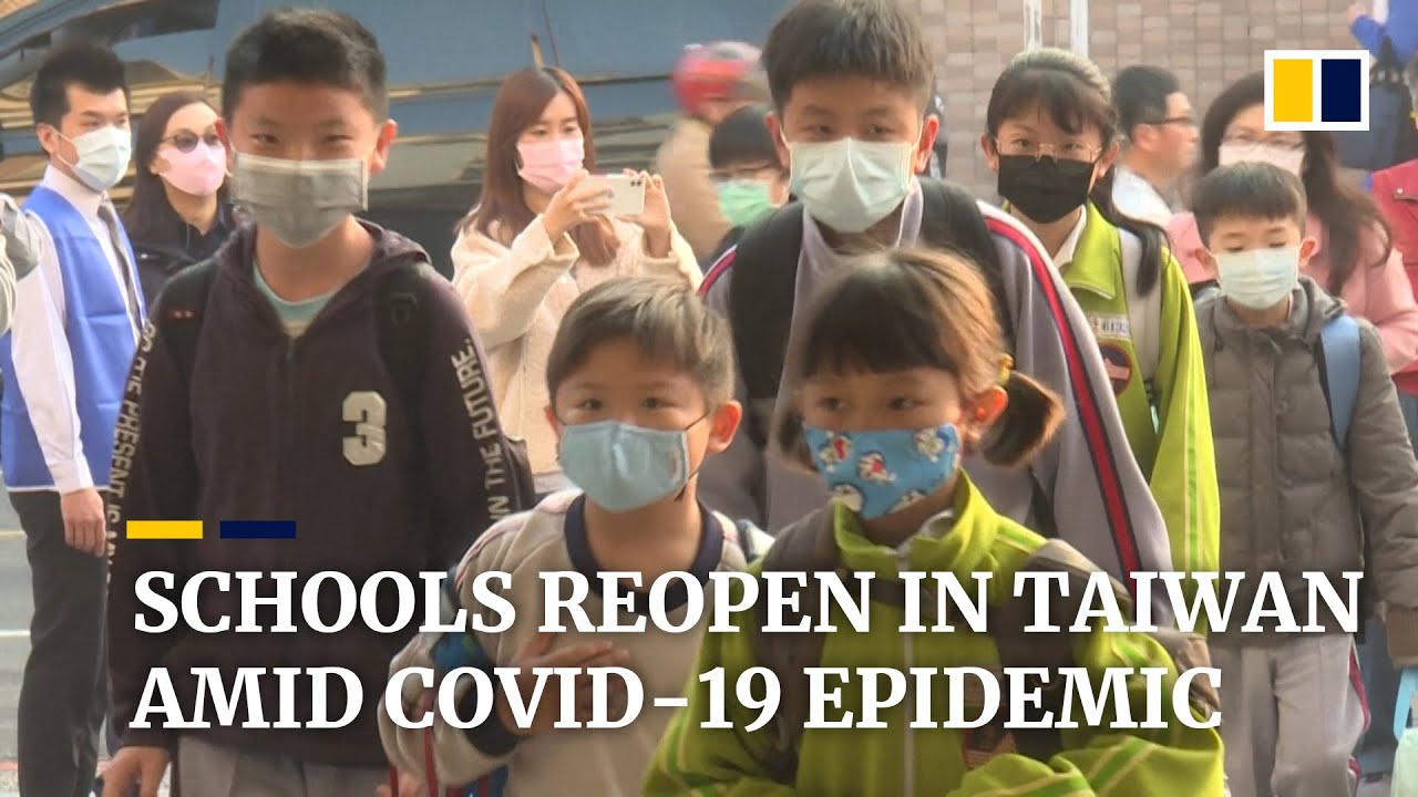 Schools have to be safe.  We can learn a lot from Taiwan. Be smart, diligent, and brave!!