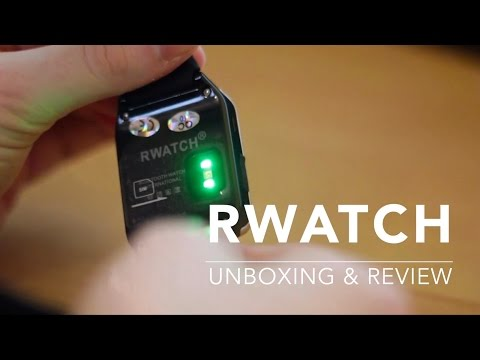 RWATCH R10 Smartwatch Review